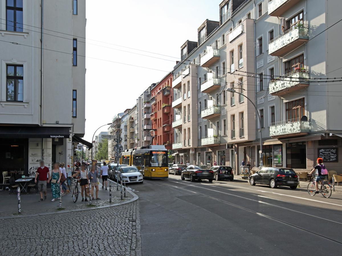Simon-Dach-Straße | Dirschauer Straße