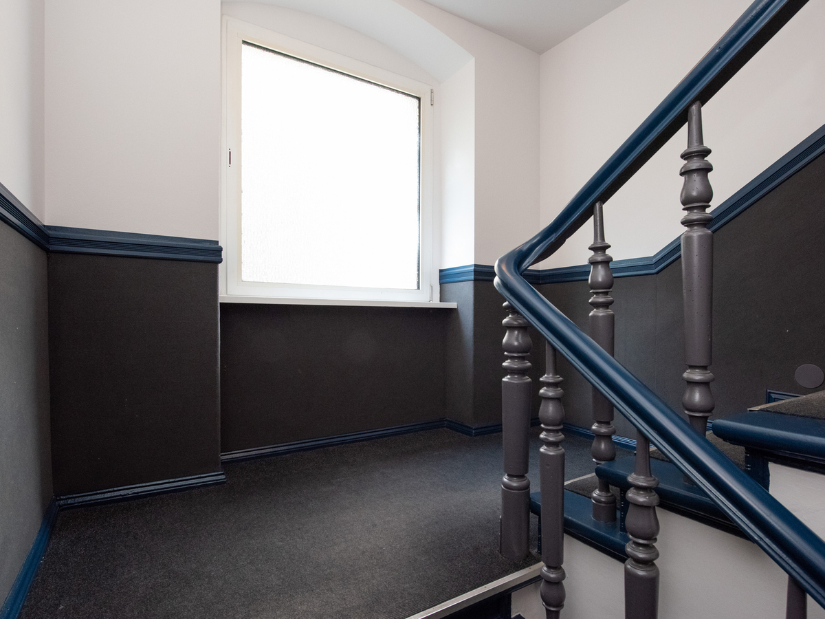 Treppenhaus 2 | Reuterstraße