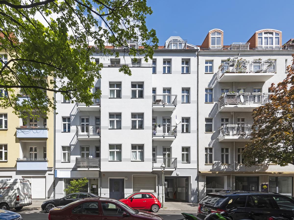 Front view | Erasmusstraße